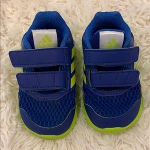 Toddler Boys Adidas Running Shoes